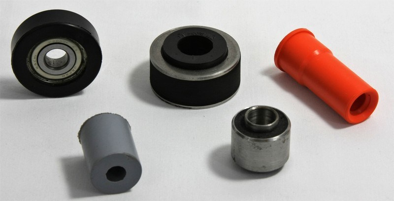 Custom Molded Urethan Products